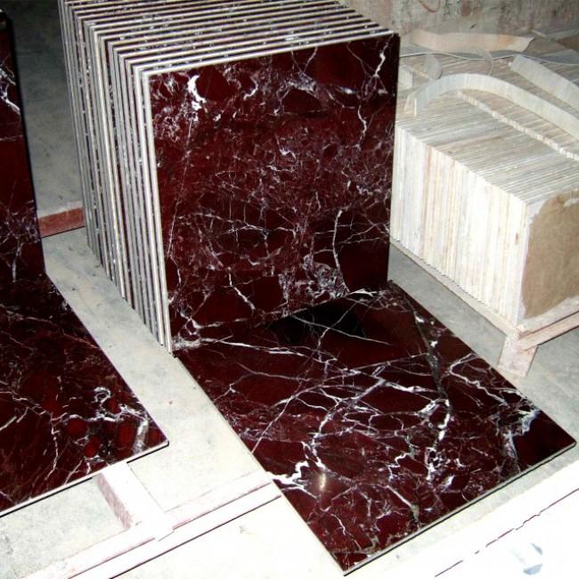 Royal rosalia marble tiles