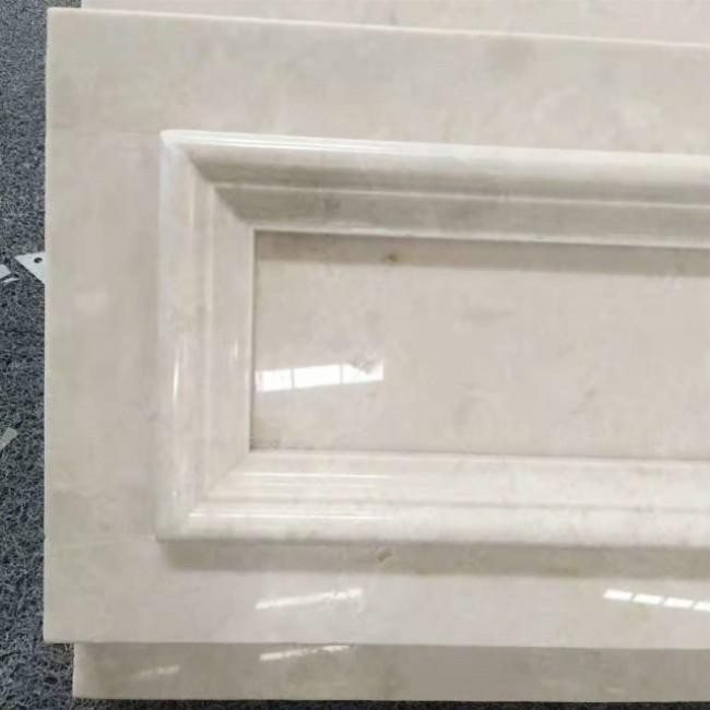 Turkey ivory beige marble decorative wall panels