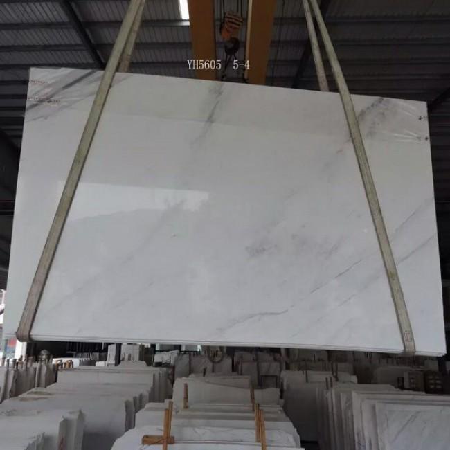Ariston white marble slabs
