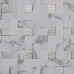 Bianco artificial marble