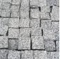 G603 gray granite cube