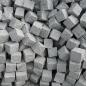 G654 dark gray granite cobblestone