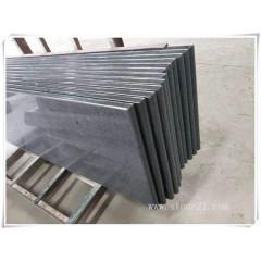 Forest black granite precut countertops