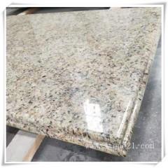 Rusty yellow  granite laminated kitchen countertops