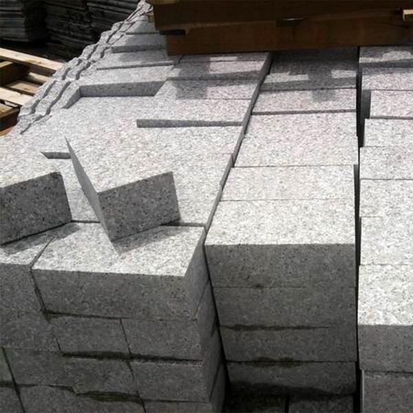 g635 granite cobble stone