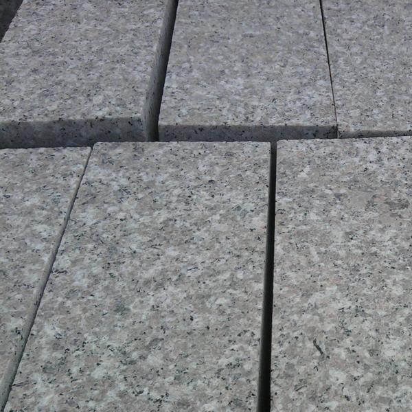 G635 granite cube