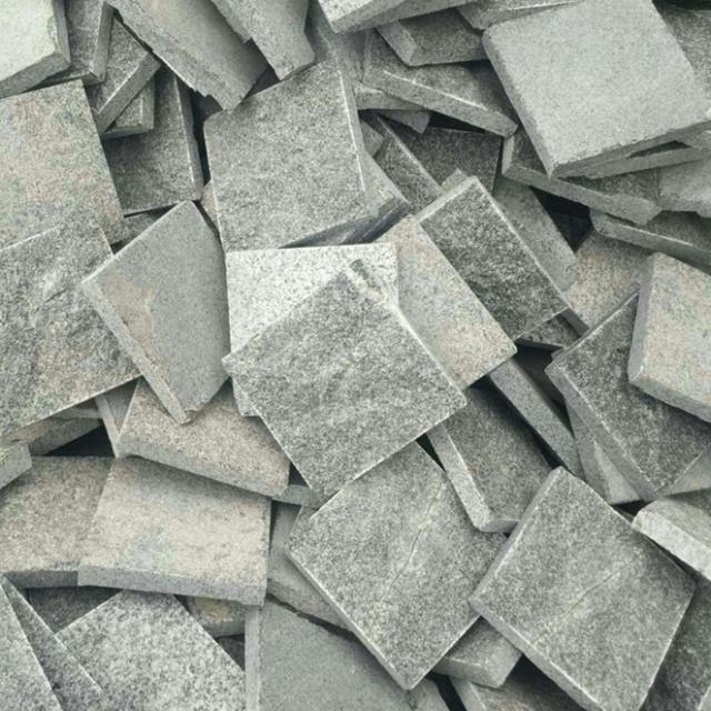 g654 granite cobblestone